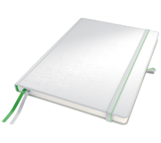 NOTITIEBLOK LEITZ COMPLETE HARDCOVER IPAD LIJN WIT