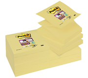 MEMOBLOK 3M POST-IT Z-NOTE S330 STICKY GEEL