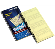 TERUGBELBOEK ATLANTA 74X128MM 400X2VEL
