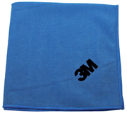 MICROVEZELDOEK 3M SCOTCH BRITE ESSENTIAL BLAUW