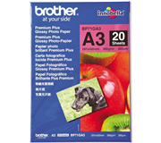 FOTOPAPIER BROTHER BP-71 A3 260GR GLANS