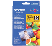 FOTOPAPIER BROTHER BP-71 10X15CM 260GR GLANS