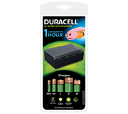 BATTERIJ OPLADER DURACELL MULTICHARGER CEF 22