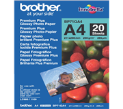 FOTOPAPIER BROTHER BP-71 A4 260GR GLANS