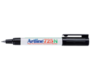 FINELINER ARTLINE 725 ROND 0.4MM ZWART