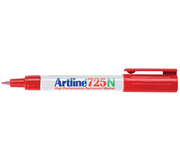 FINELINER ARTLINE 725 ROND 0.4MM ROOD