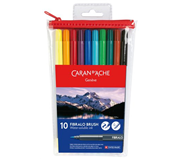 BRUSHSTIFT CARAN D'ACHE AQUAREL FIBRALO