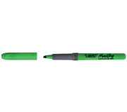 MARKEERSTIFT BIC GRIP GROEN
