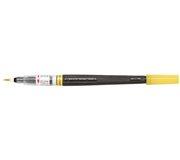 BRUSHSTIFT PENTEL XGFL-105X LEMON GEEL