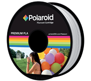 3D FILAMENT POLAROID 1.75MM PLA WIT