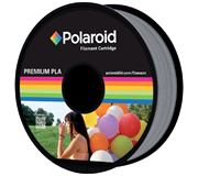 3D FILAMENT POLAROID 1.75MM PLA ZILVER