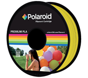 3D FILAMENT POLAROID 1.75MM PLA GEEL