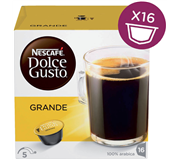 DOLCE GUSTO GRANDE 16 CUPS