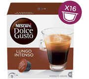 DOLCE GUSTO LUNGO INTENSO 16 CUPS