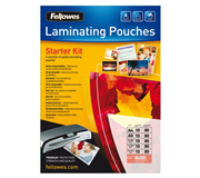 LAMINEERHOES FELLOWES 2X80MICRON ASSORTI