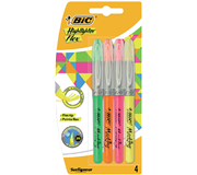 MARKEERSTIFT BIC FLEX ASS