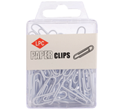 PAPERCLIP LPC 28MM WIT