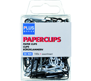PAPERCLIP BUDGET 28MM ASSORTI