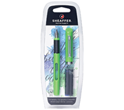 KALLIGRAFIEPEN SHEAFFER VIEWPOINT 2.0MM GROEN