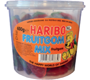 FRUITGOM MIX HARIBO 650GR
