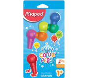 KRIJT MAPED BABY EARLY AGE