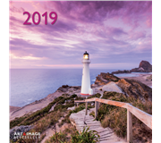 KALENDER 2019 TENEUES ART&IMAGE LIGHTHOUSES 30X30CM