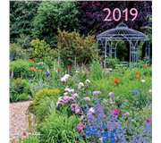 KALENDER 2019 TENEUES ART&IMAGE GARDENS 30X30CM