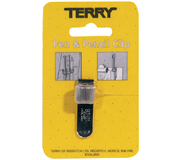 TERRY CLIP VOOR 1 PEN/POTLOOD
