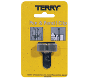 TERRY CLIP VOOR 2 PEN/POTLOOD