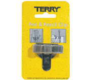 TERRY CLIP VOOR 3 PEN/POTLOOD