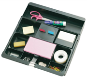 BUREAULADE ORGANIZER 3M POST-IT C71 ZWART